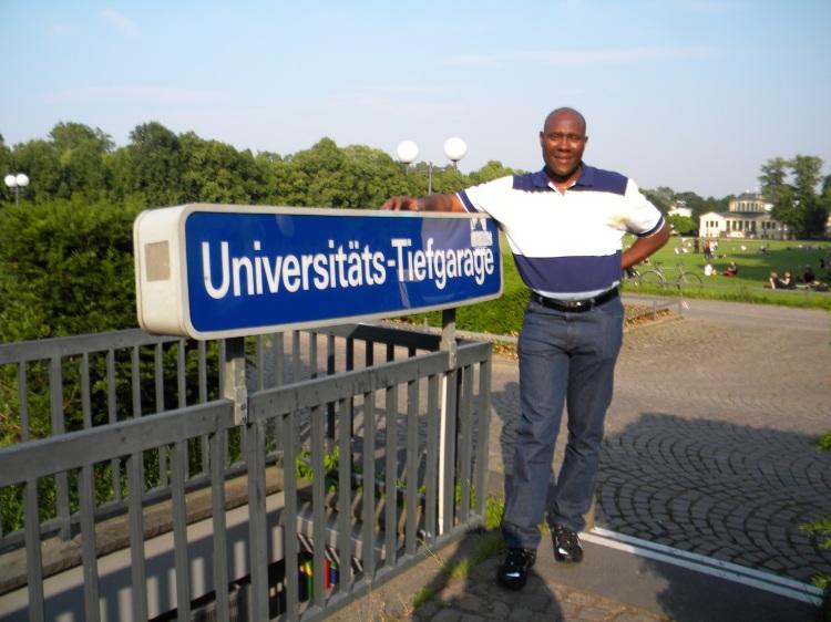 a l'Universite de Bonn
